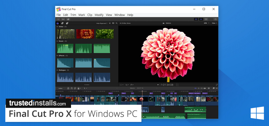 final cut pro download for windows